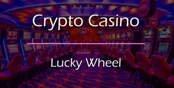 Download Lucky Wheel / Wheel of Fortune Game v1.1.0 - Add-on for Crypto Casino Free / Nulled
