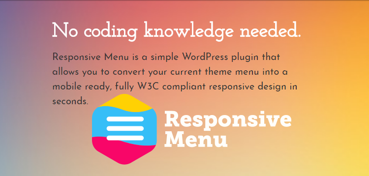 Download Responsive Menu Pro v3.1.28 - WP Plugin Free / Nulled
