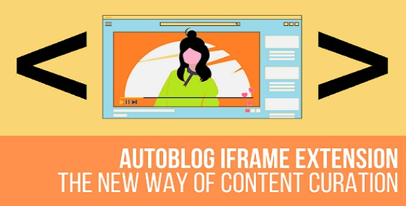 Download AutoBlog Iframe Extension Plugin for WordPress v1.1.4 - WP Plugin Free / Nulled