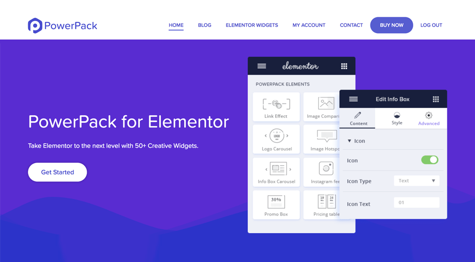 Download PowerPack for Elementor v1.5.0 - WP Plugin Free / Nulled