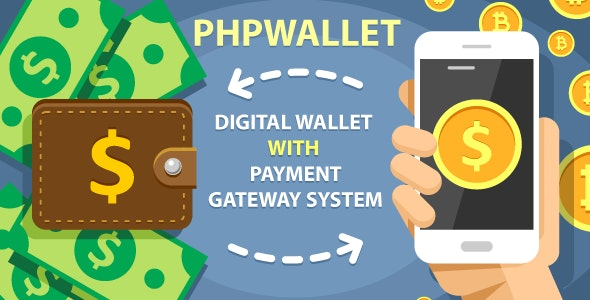 Download phpWallet  v3.4 - e-wallet and online payment gateway system Free / Nulled
