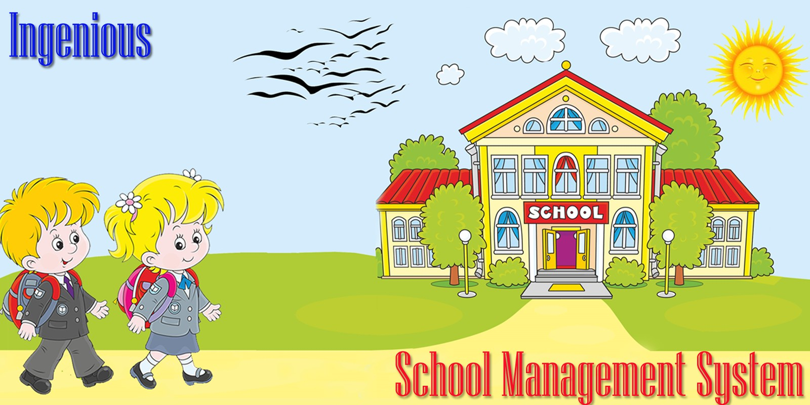 Download Ingenious School Management System v1.0 - Nulled Free / Nulled