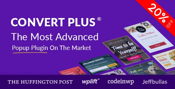 Download ConvertPlus  v3.5.10 - Popup Plugin For WordPress Free / Nulled