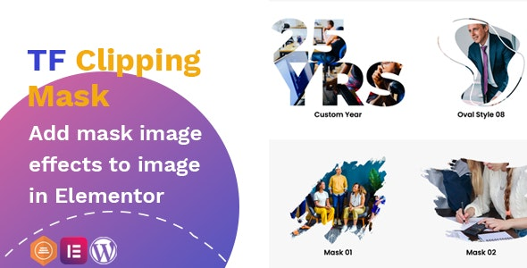 Download TFClipping v1.0.0 - Mask AddOns Image for Elementor Free / Nulled