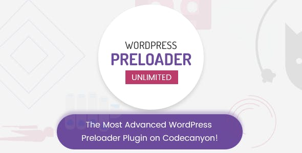 Download Wordpress Preloader Unlimited v4.2 - WP Plugin Free / Nulled