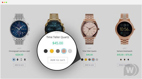Download WooCommerce Variation Swatches Pro v1.0.53 - WooCommerce plugin Free / Nulled