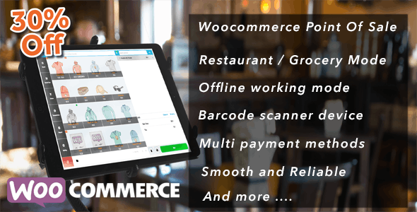Download Openpos v4.4.2 - WooCommerce Point Of Sale (POS) Free / Nulled