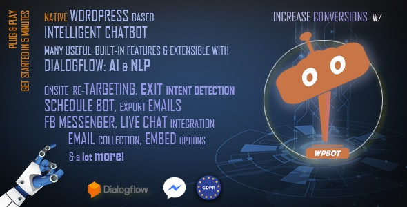Download ChatBot for WordPress v10.0.2 - WP Plugin Free / Nulled