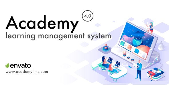 Download Academy v4.0 - Learning Management System - nulled Free / Nulled