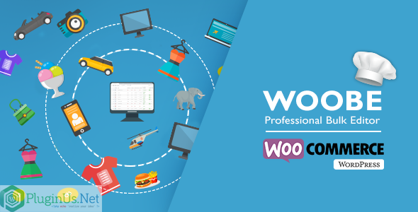 Download WOOBE v2.0.6 - WooCommerce Bulk Editor Professional Free / Nulled