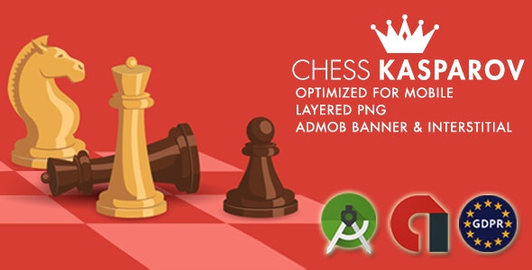 Download Chess Kasparov 2D v2020 - Mobile App Free / Nulled