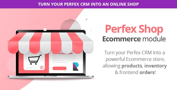 Download Perfex Shop v1.0 - Sell your Products and Services with Inventory Management and Point Of Sale Free / Nulled
