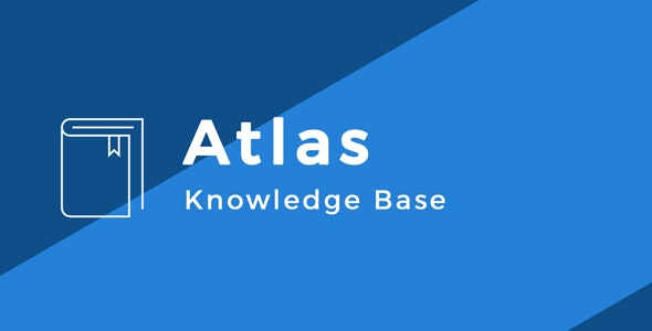 Download Atlas v1.3.0 - WordPress Knowledge Base Free / Nulled