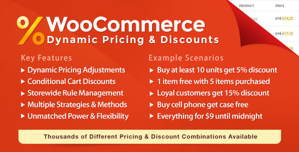 Download WooCommerce Dynamic Pricing & Discounts v2.3.9 - WooCommerce plugin Free / Nulled