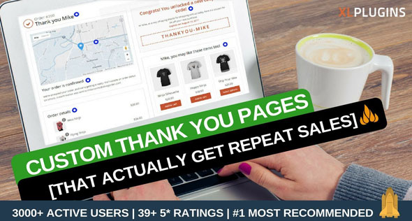 Download WooCommerce Thank You Page  v1.14.0 - WooCommerce plugin Free / Nulled