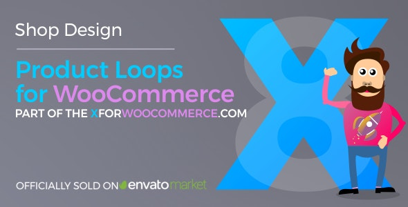 Download Product Loops for WooCommerce v1.5.2 Free / Nulled
