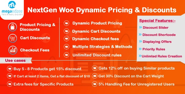 Download NextGen v5.05 - WooCommerce Dynamic Pricing and Discounts Free / Nulled