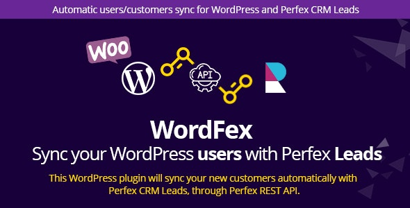 Download WordFex v1.0 - Syncronize WordPress with Perfex Free / Nulled