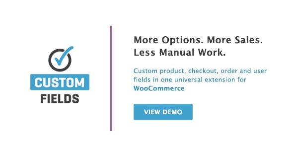 Download WooCommerce Custom Fields v2.3.4 Free / Nulled