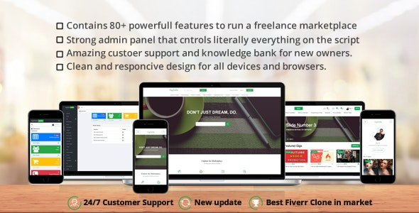 Download GigToDo v1.5 - Freelance Marketplace Script Free / Nulled