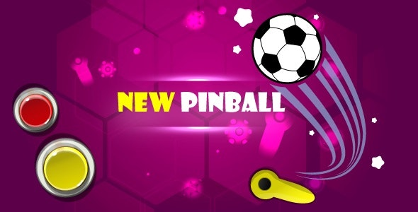 Download New Pinball v1.0 - Unity Complete Project Free / Nulled