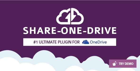 Download Share-one-Drive v1.12.1 - OneDrive plugin for WordPress Free / Nulled