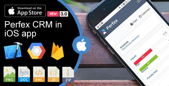 Download Weboox Convert v3.0 - Perfex CRM to app iOS Free / Nulled