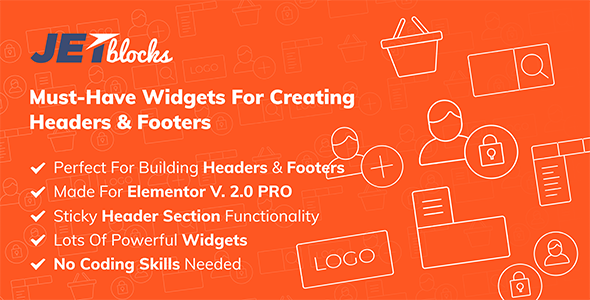 Download JetBlocks For Elementor v1.2.4 Free / Nulled