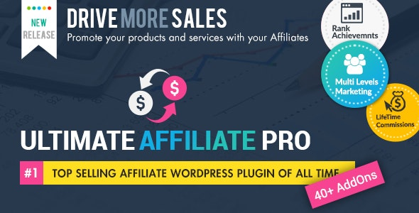 Download Ultimate Affiliate Pro WordPress Plugin v6.5 Free / Nulled