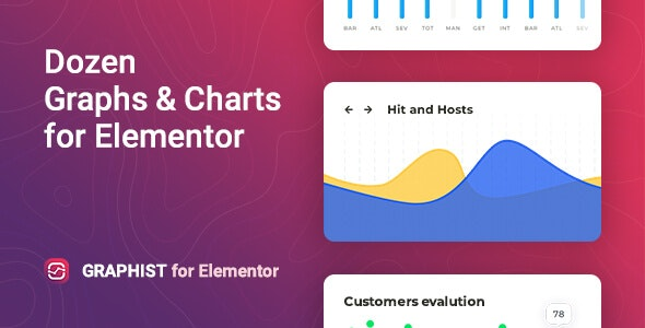 Download Graphist v1.0.3 - Graphs & Charts for Elementor Free / Nulled