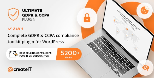 Download Ultimate GDPR v2.0 - Compliance Toolkit for WordPress Free / Nulled