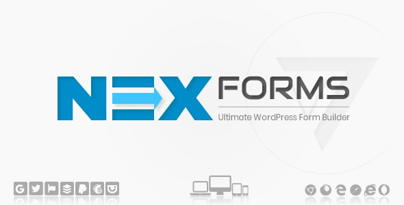 Download NEX-Forms v7.6.1 + Addons Pack Free / Nulled