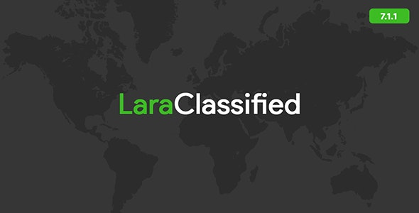Download LaraClassified v7.1.1 - Classified Ads Web Application Free / Nulled
