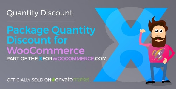 Download Package Quantity Discount for WooCommerce v1.0.0 Free / Nulled