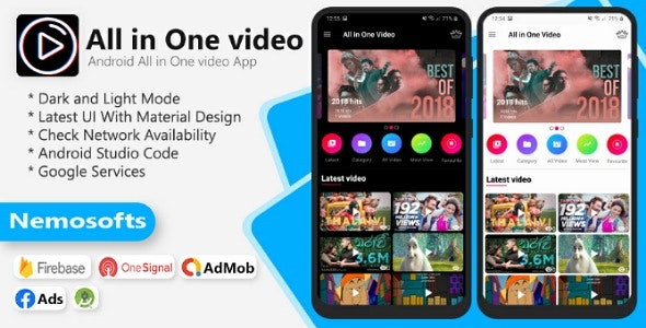Download All In One Videos Apps - 12 july 20 Free / Nulled