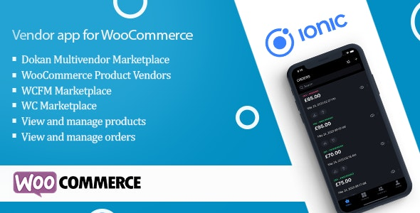 Download Vendor app for WooCommerce v1.3 Free / Nulled