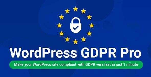 Download WordPress GDPR + CCPA + DPA Compliance 2020 v2.3 Free / Nulled