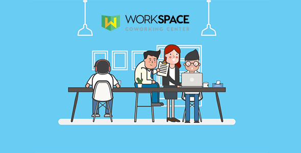 Download Workspace v1.1 - Creative Office Space Script Theme Free / Nulled