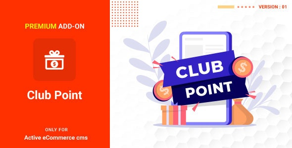 Download Active eCommerce Club Point Add-on v1.0 Free / Nulled