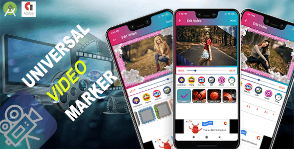 Download Universal Video Maker v1.0 Free / Nulled