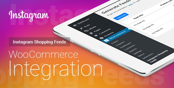 Download WooCommerce Instagram Shopping Feeds v1.0.0 Free / Nulled