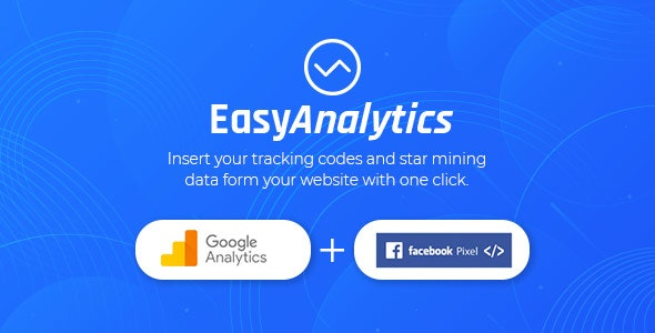 Download Easy Analytics Tracking v1.0 Free / Nulled