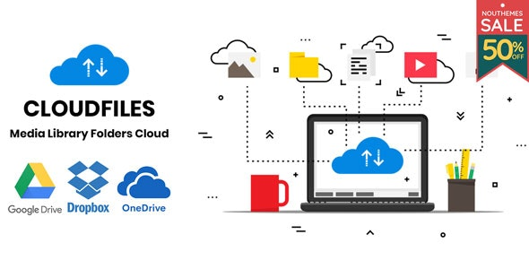 Download Cloudfiles v1.0.2 - WordPress Media Library Folders Cloud Free / Nulled