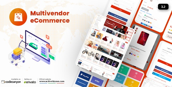 Download Active eCommerce CMS v3.2 Free / Nulled