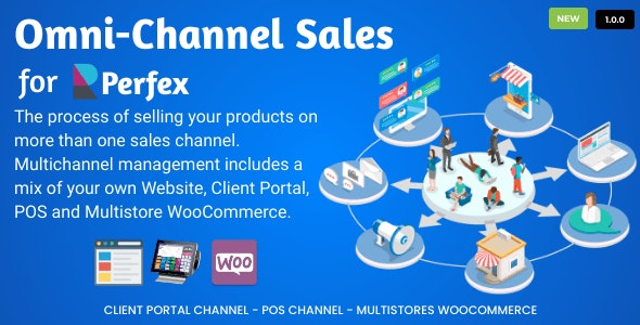 Download Omni Channel Sales for Perfex CRM v1.0 Free / Nulled