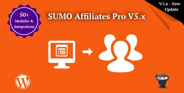 Download SUMO Affiliates Pro v6.6 - WordPress Affiliate Plugin Free / Nulled
