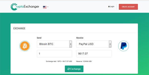 Download CryptoExchanger v4.1 - Advanced E-Currency Exchanger and Converter Free / Nulled