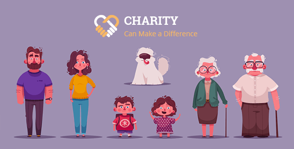 Download Charity v1.1 - Nonprofit Charity System with Website Free / Nulled