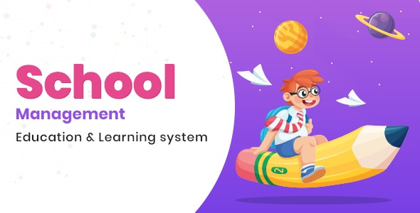 Download School Management v6.1 - Education & Learning Management system for WordPress Free / Nulled