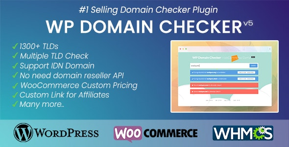 Download WP Domain Checker v5.0.4 Free / Nulled